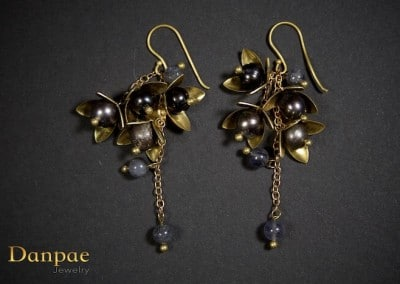 Danpae Jewelry - Handmade art earrings 13