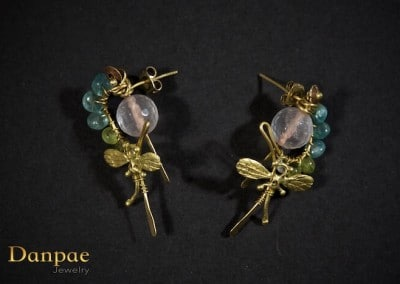 Danpae Jewelry - Handmade art earrings 21