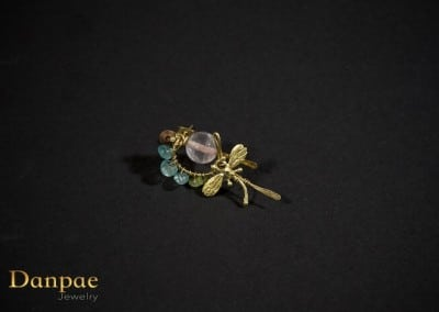 Danpae Jewelry - Handmade art earrings 24