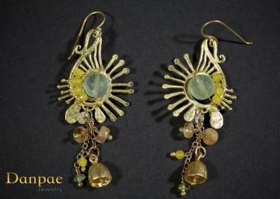 Danpae Jewelry - Handmade art earrings 25