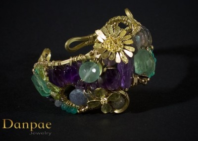 handmade art bracelet by danpae jewelry 27