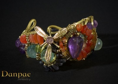 handmade art bracelet by danpae jewelry 31