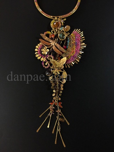 Amazing design necklace from Danpae Jewelry
